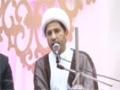 اللقاء المفتوح مع سماحة الامين العام الشيخ علي سلمان - 7 يول - Arabic