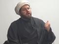 [04] 19Ramadan 1435/2014 -Spiritual Development (II) - Shahadat Imam Ali - Sh. Dawood Sodagar - English