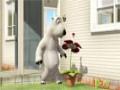 [02] Animated Cartoon Bernard Bear - Carnivorous Plant - All Languages