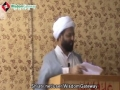 [18 July 2014] Friday Sermon - H.I. Abuzar Mehdawi - Lahore - Urdu