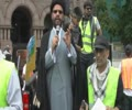 [Canada Quds Day 2014] Toronto Al-Quds Day Rally 2014- Moulana Zaki Baqri of CIG - English