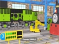 Learn Numbers and Build Trains - Learn Numbers at the Train Factory - Part 2 - English