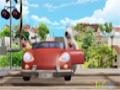 [15] Animated Cartoon Bernard Bear - The car - All Languages