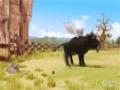 [19] Animated Cartoon Bernard Bear - Bulfighter - All Languages