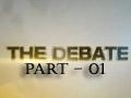[19 Aug 2014] The Debate - Pakistan Protests - English