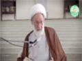 {09} [Ramadhan Lecture] Quranic illuminations | إضاءات قرآنية - Ayatullah Isa Qasim - Arabic