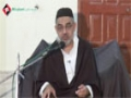 مجلس ایصال ثواب شہید عدیل عباس - H.I Syed Ali Murtaza Zaidi - Urdu