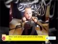 [03 Sep 2014] British Takfiri woman posts picture of child holding rifle - English