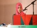 [06] Poetry by Sr. Tasbiha - Lets Talk Palestine Seminar - 18 May 2014 - English