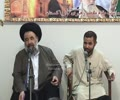 [Lecture #8] H.I. Abulfazl Bahauddini - Maad | بحثِ معاد کے مقدمات - Urdu And Persian