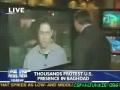 Iraq holds massive anti-US rally  - English