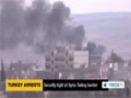 [08 Oct 2014] Dozens of Kurds accused of PKK links nabbed near Syria border - English