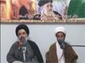 [Lecture] H.I. Abulfazl Bahauddini - Maad #41 لع٘لَکُمہ تت٘قُون سے کیا مراد ہے - Urdu Persian