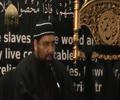 [05] Muharram 1436-2014 - Living In An era Of Awareness & Insight - Maulana Asad Jafri - English