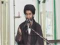 [05] Muharram 1436 - Zindagi-ae-Ahlebait (A.S) - Maulana Syed Arif Hussain Kazmi - Urdu