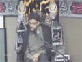 [07] Muharram 1436-2014 - Hussain Waris E Ambiya - Maulana Adeel Raza - Urdu