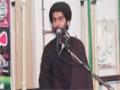 [07] Muharram 1436 - Zindagi-ae-Ahlebait (A.S) - Maulana Syed Arif Hussain Kazmi - Part 02 - Urdu