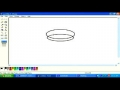 Drawing cartoon animals frog in MS paint English pt2