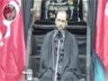 [11] Muharram 1436 2014 - Azaan Ali Akbar AS - H.I Zaigham Rizvi - Urdu