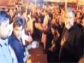 راولپنڈی عاشورہ : ناصر ملت کاجناب سیدہ س کو اختتامی پرسہ - Urdu