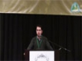 [30th Annual Conference held by the Muslim Group of USA and Canada] Tilawat : Br. Mohsen Eshraghi - Dec 2013 - Arabic