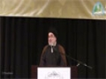 [30th Annual Conference held by the Muslim Group of USA and Canada] Speech : Syyid Riyaz Momin - Dec 2013 - Arabic