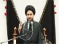 [06] Muharram 1436 - Islam aur Insaniyat - Maulana Ali Raza Rizvi - Urdu
