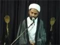 [08] 18 Moharram 1436 - Karbala Meeraj-E-Ishq | کربلا معراجِ عشق - Moulana Akhtar Abbas Jaun - Urdu
