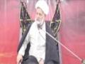 [06] Muharram 1436 - اخلاق حسینی | Akhlaq-e Hussaini - H.I Ghulam Abbas Raesi - Urdu