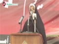 [یوم حسین ع] Speech : Sara Kazmi - 18 November 2014 - Karachi University - English