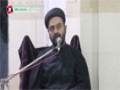 [01] 01 Safar 1436 - Rawish e Zindagi Aur Imam Hassan (AS) - Maulana Syed Muhammad Ali Naqvi - Urdu