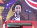 [یوم حسین ع] Speech : Maulana Rooh Ullah - 27 November 2014 - Jinnah Medical University - Urdu