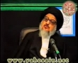 Ayatullah Syed Ali Melani - Lecture 1 (Part 2 of 2) - Arabic