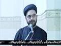 [09] 09 Safar 1436 - Rawish e Zindagi Aur Imam Hassan (AS) - Maulana Syed Muhammad Ali Naqvi - Urdu
