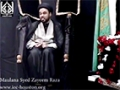 [02] 28 Safar 1436 - Maulana Syed Zayeem Raza - Islam Main Ikhlaqiat ki Ahmiyat - Urdu