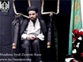 [01] 27 Safar 1436 - Maulana Syed Zayeem Raza - Islam Main Ikhlaqiat ki Ahmiyat - Urdu