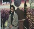 [03] Muharram 1436 - حقیقی زندگی اور پیغام کربلا - H.I Sadiq Taqvi - Urdu