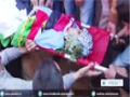 [30 Dec 2014] Funeral held for Palestinian teenager killed by Israeli forces in Beita - English