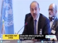[01 Jan 2015] 28 Syrian opposition figures invited to Moscow - English