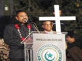 [Jashan e Eid e Milladun Nabi] 12 Rabbi-ul-Awwal 1436 - Janab Mickhel - Numaish, Karachi - Urdu