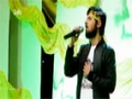 [Tribute To Martyr Of Hizbullah]   اجرای زنده حامد زمانی Farsi