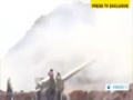 [12 Feb 2015] Syrian army gains control of strategic town in south - English