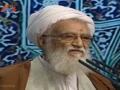 [20 Feb 2015] Tehran Friday Prayers | آیت الله موحدی کرمانی - Urdu