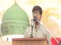 [Seminar : Yume Mustafa (S.A.W)] Naat : Br. Zain Ali - Karachi University - Urdu