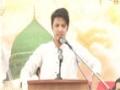[Seminar : Yume Mustafa (S.A.W)] Speech : Br. Muzammil - Karachi University - Urdu