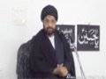[Majlis 6] Philosophy of Battle of Karbala - 29th October 2014 - Moulana Syed Taqi Raza Abedi - Urdu