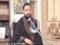[Majlis 9] [Last] Karbala Istemraar-e-Harkat-e-Anbiya (a) - Moulana Syed Taqi Raza Abedi - Urdu