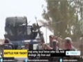 [10 March 2015] Iraqi army, local forces enter ISIL-held strategic city of Tikrit - English