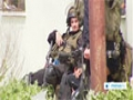[13 March 2015] Israeli forces destroy structures in Kafr \'Aqab town in East Jerusalem al-Quds - English