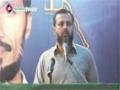 [Seminar : 20th Barsi Shaheed Dr. Muhammad Ali Naqvi] Speech : Br. Naqi Hashmi - 18 Mar 2015 - Urdu
